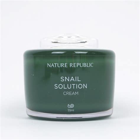 Harga Nature Republic Snail Solution nature republic snail solution review