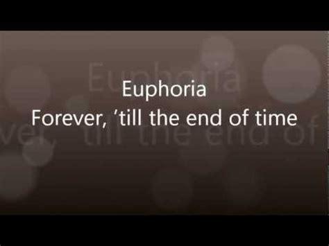 alan walker euphoria lyrics euphoria videolike