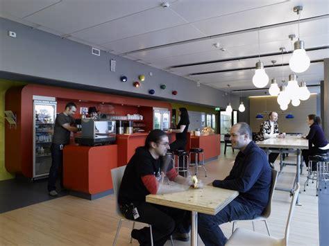 zurich google bar design dans les locaux de google zurich