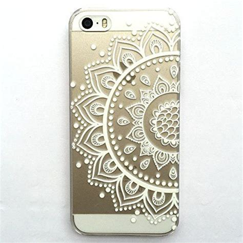 design henna phone case iphone 6 case luolnh henna mandala half totem flower hard
