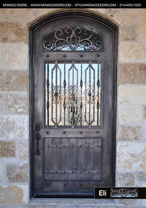 Iron Front Door Gates Iron Doors Eli Custom Door For The Home Discover More Best Ideas About Monaco