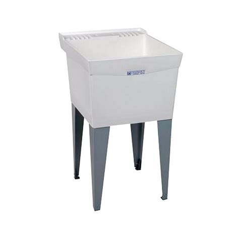 utility tub with cabinet 20 inch laundry utility sink with cabinet