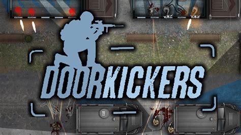 door kickers door kickers review rainbow fix gamezebo