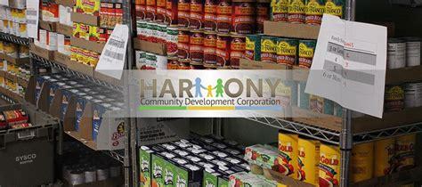 food pantry harmony cdc