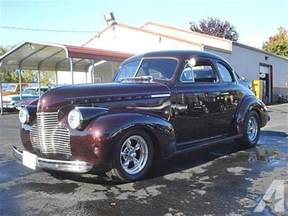 1940 Chevrolet Coupe For Sale 1940 Chevrolet Business Coupe For Sale In Riverside New
