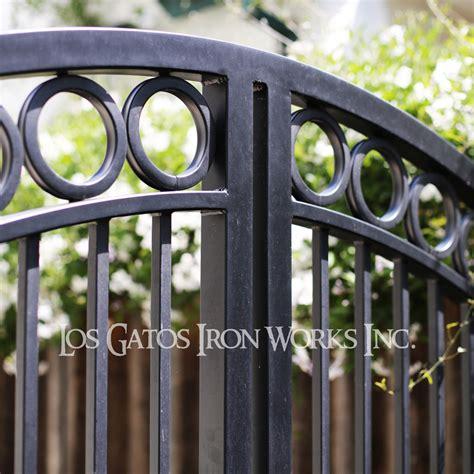 Handmade Iron - los gatos iron works wrought iron classic custom and