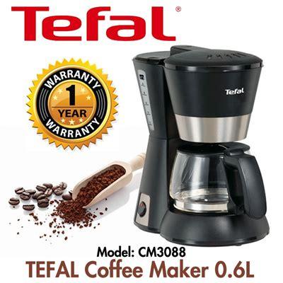 Coffee Maker Tefal tefal coffee maker l cm and premium kettl on tefal subito