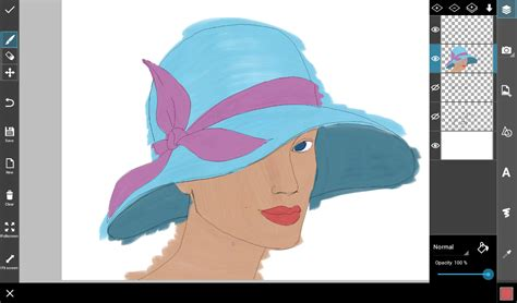 picsart tutorial new step by step tutorial on how to draw a hat with picsart