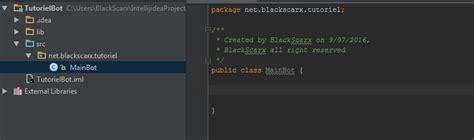 discord java bot cr 233 er votre premier bot discord en java mcdev bien