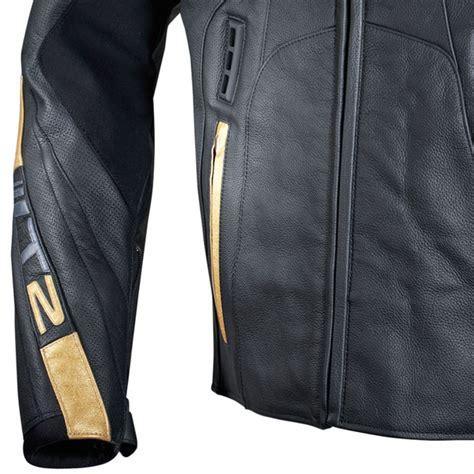 black and gold motorcycle jacket spidi t 2 leather jacket black gold free uk delivery