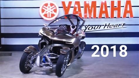 japan bid the yamaha 2018 motorcycles show room japan