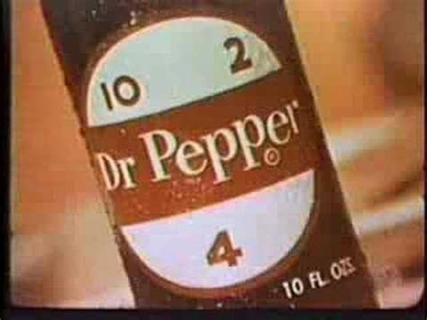 Detox Club 1960 by Dr Pepper Commercial I M A Pepper David Naughton Dr