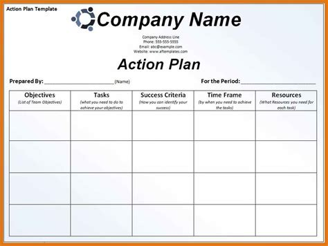 free business template plan exle letter format business