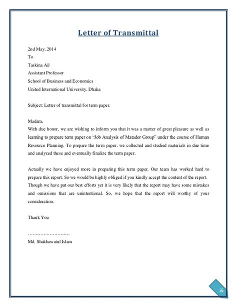 Transmittal Letter For Employment How To Write Application Letter For Scholarship Sle