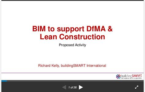 building lean building bim improving construction the tidhar way books buildingsmart 3d perspectives