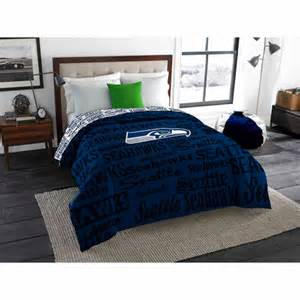 nfl seahawks anthem bedding comforter walmart
