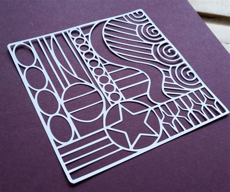 Paper Cutting Templates For Beginners Free