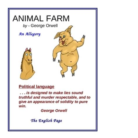 comprehension check author biography george orwell 17 best ideas for teaching animal farm images on pinterest