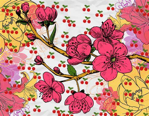 fiori di ciliegio disegno fiori ciliegio disegni 28 images quot fiori di