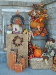 Fall Decorations Ideas 60 Pretty Autumn Porch D 233 Cor Ideas Digsdigs