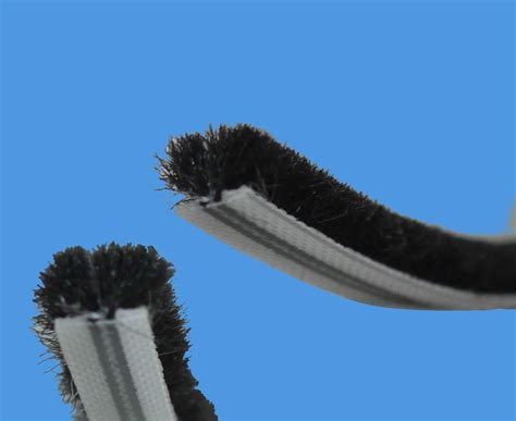 Patio Door Seal Patio Door Gasket Seal Brush Pile In Black