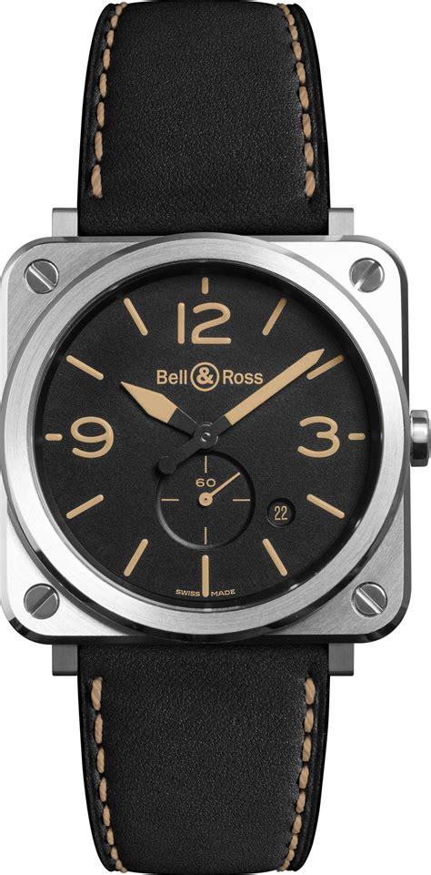 Bellross Br03 94 Black White Brown Leather bell ross baselworld 2016 release recap