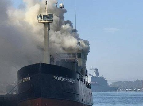 norton sound boat san diego norton sound arson ruled out authorities trying to