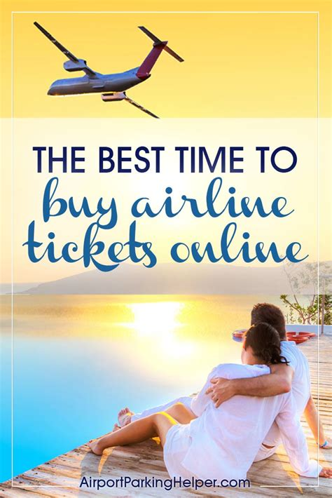 curious about the best time to buy airline tickets get answers here