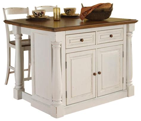 Kitchen Islands With Drop Leaf by Kitchen Island With 2 Stools Contemporary Kitchen