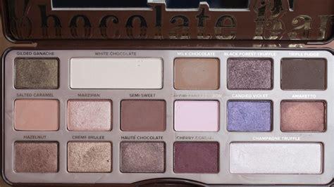 Kini Faced Chocolate Bar Eye Shadow Eyeshadow Pensil Alis faced chocolate bar eyeshadow palette kaufen