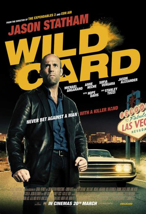 wild card film jason statham izle jason statham in wild card new uk trailer and poster