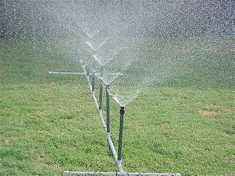 backyard sprinkler system 25 best ideas about water sprinkler on pinterest pvc