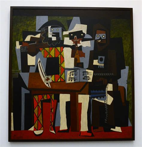 picasso paintings three musicians picasso s three musicians painting analysis