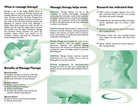 therapy brochure templates free downloadable therapy brochures design by