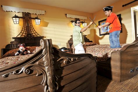 pirate rooms at disney s caribbean resort