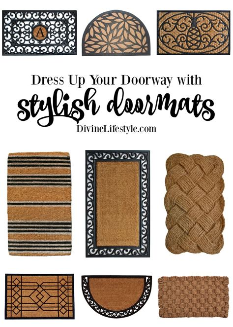Stylish Doormat stylish doormats to dress up your doorway lifestyle howldb