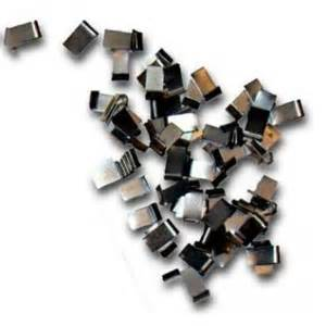 Photo Clips Wire 4 Mm Metal J Clips 1 Kg Tub