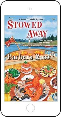stowed away a maine clambake mystery books rosepoint publishing book reviews promotion