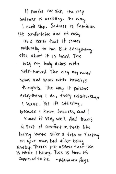 tumblr relatable quotes pinterest poem mental illness  thoughts