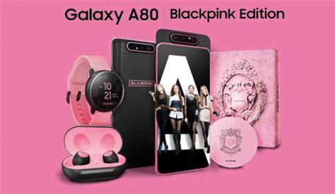 Samsung Galaxy A80 Blackpink Edition by Samsung เอาใจชาว Blink เป ดจอง Galaxy A80 ร บฟร Blackpink Special Edition Boxset Droidsans