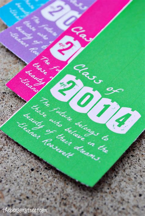 printable graduation bookmarks printable graduation bookmarks from the benson street