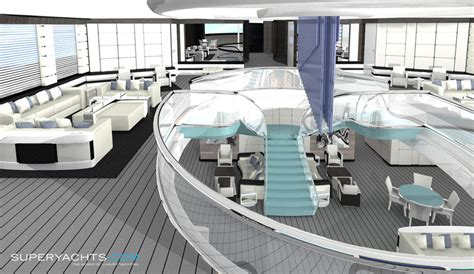 Mega Yacht Interior by Megayacht 157m Interior Concept Photos Superyachts