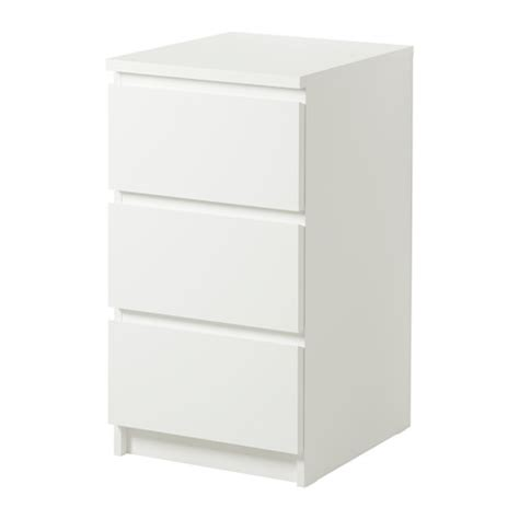 Drawers White by Malm White Chest Of Drawers Nazarm