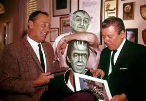 the munsters in color classic monsters