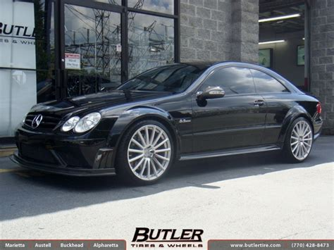 mercedes clk   mandrus rotec wheels exclusively  butler tires  wheels  atlanta