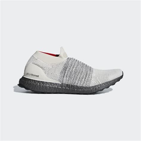 adidas ultraboost laceless shoes beige adidas