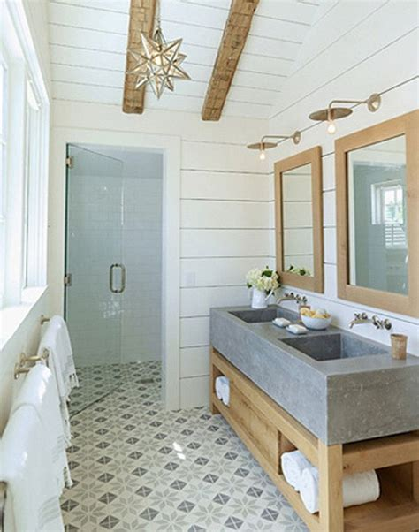 cement tile bathroom floor concrete bathroom sinks that make a strong statement