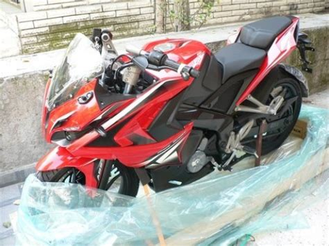 sahibinden bajaj pulsar rs  satilik motosiklet sifir