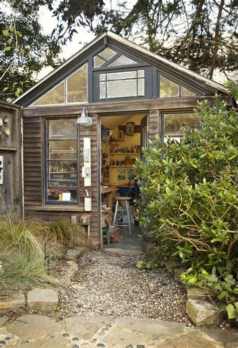 ideeen voor tuinhuis dak tuinhuis in de tuin wooninspiratie