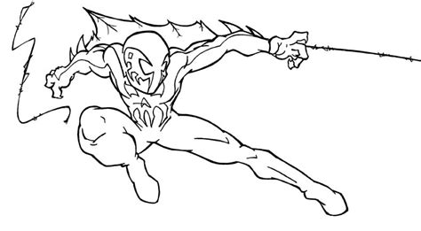 Spider 2099 Coloring Pages spider 2099 b and w by sideways8studios on deviantart